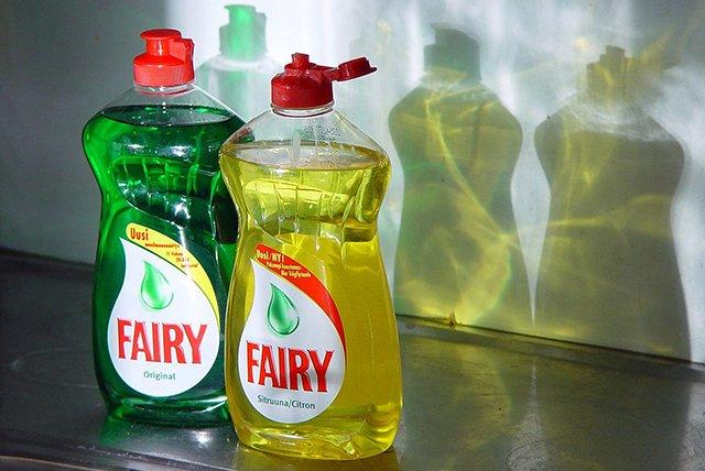 средство для устранения запаха от новой клеенки