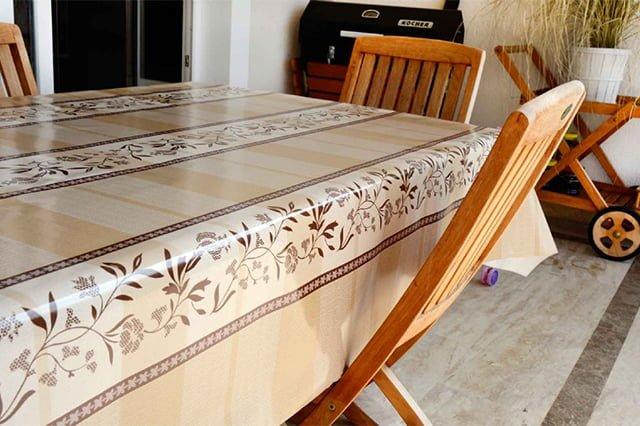 клеенчатая скатерть на стол