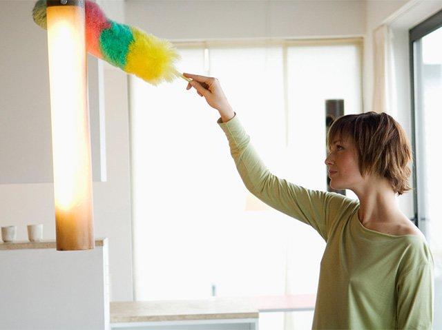 прибор для уборки пыли в квартире