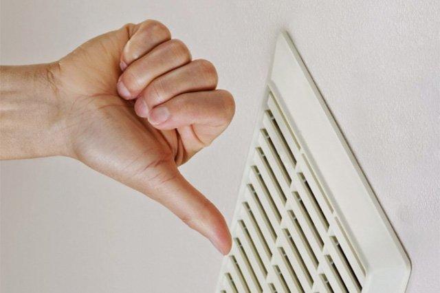 вентиляция на кухне в квартире