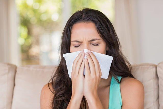 аллергия на влажность воздуха