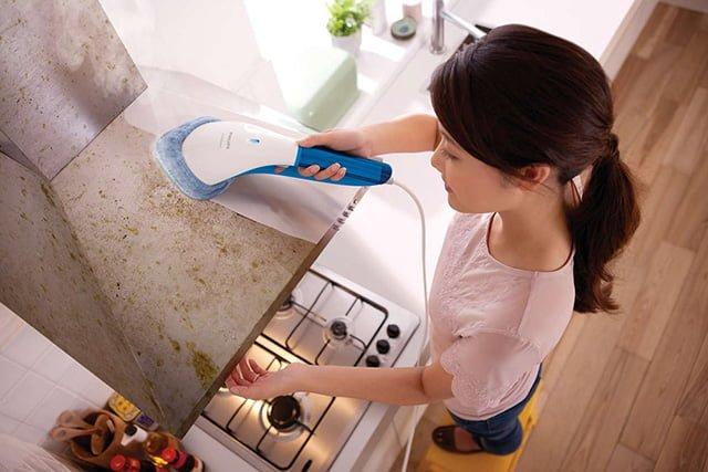 пароочиститель для уборки в кухне