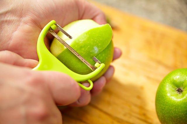 яблоки для приготовления яблочного сока