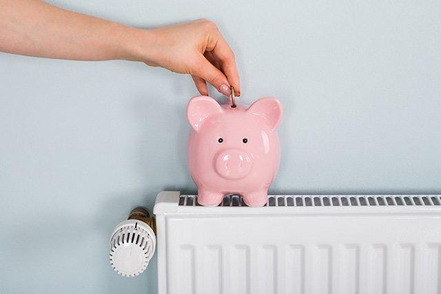 экономное отопление квартиры