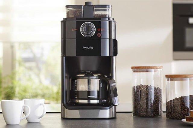 кофеварка с автоматическим отключением