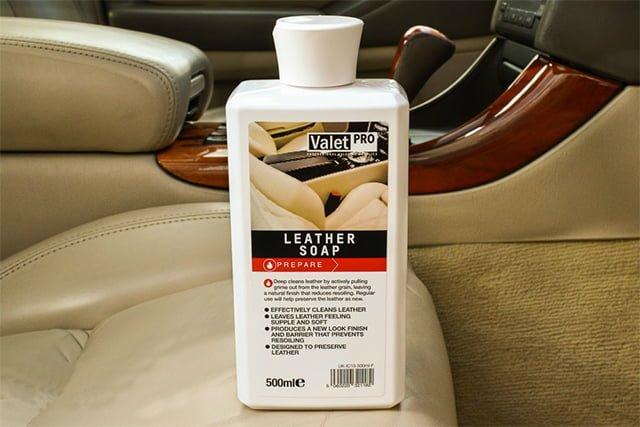 средство для чистки кожаной мебели