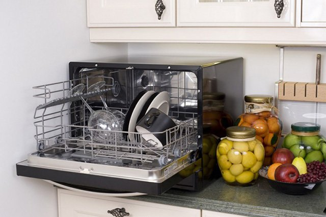 посудомоечная машина для маленькой кухни