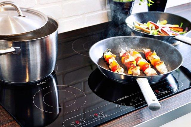 посуда из нержавейки для индукционных плит