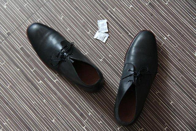 применение силикагеля для обуви