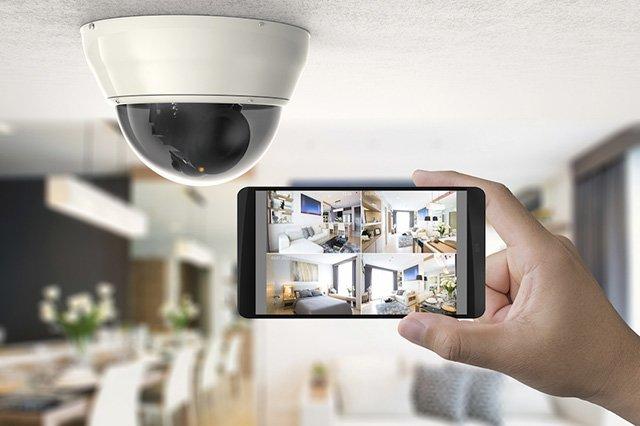 камера домашнего наблюдения