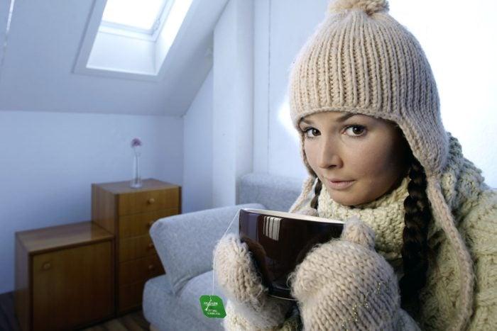 Как согреться в квартире