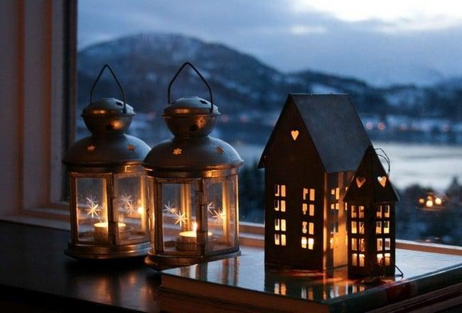 Свечи для тепла