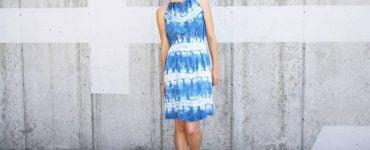 Батик, платье