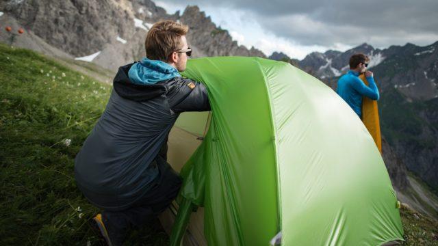 Как ухаживать за палаткой