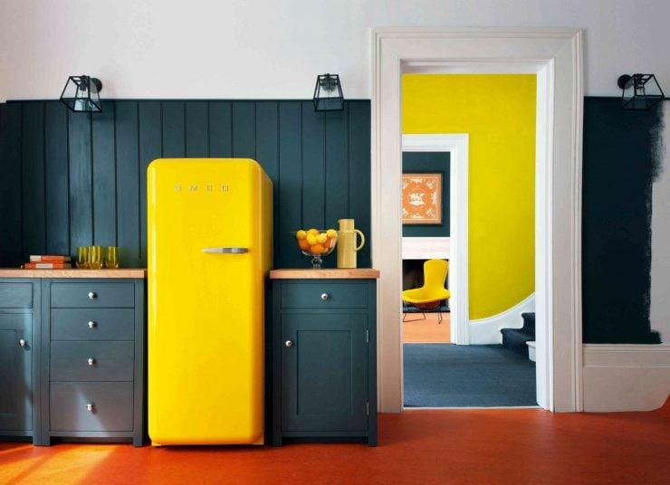 Что сделать со старым холодильником