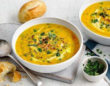 Переперчил суп