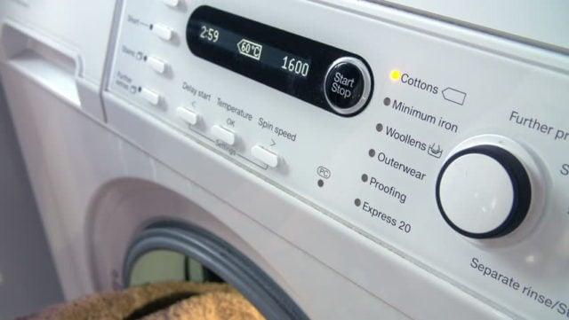 Программа стиральной машины