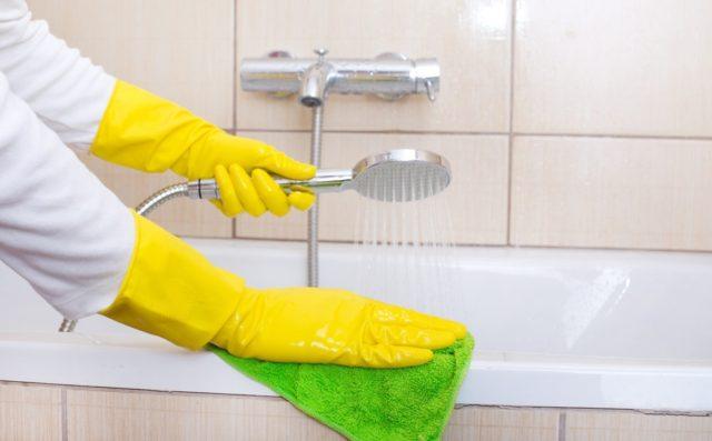 Как избавиться от влажности в ванной