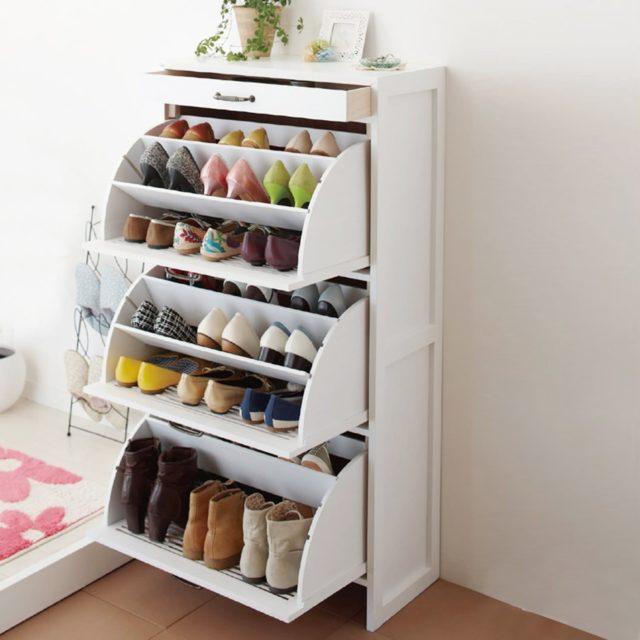 Хранение обуви