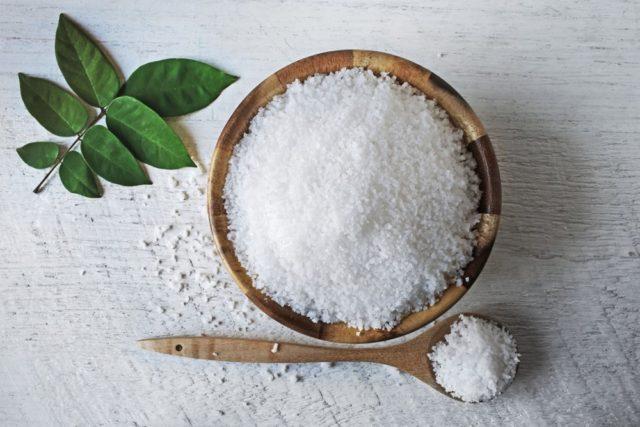 Соль от слез при нарезке лука
