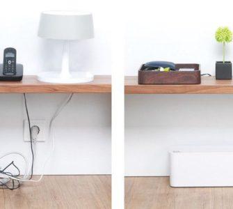 Как спрятать провода