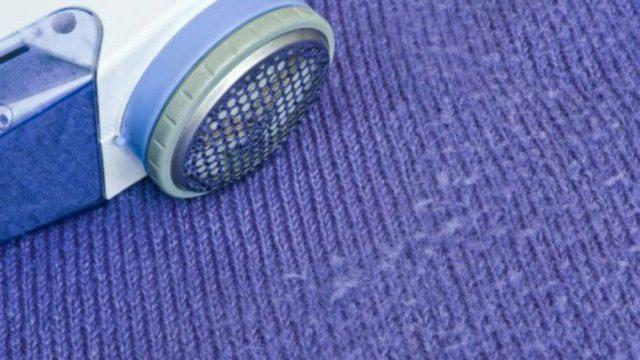 Чем убрать шерсть на одежде