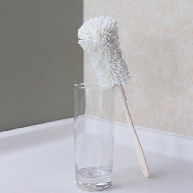 Как вымыть стеклянную бутылку